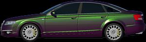 Хамелеон Пурпурно-Зелёный