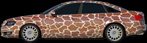 Текстура Шкура Жирафа